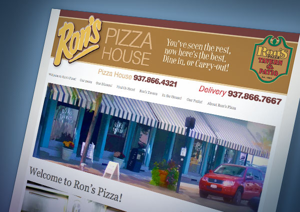 Ron's Pizza